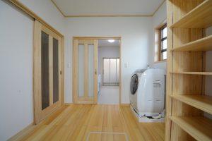 田原市のここちeeハウスで暖かい家