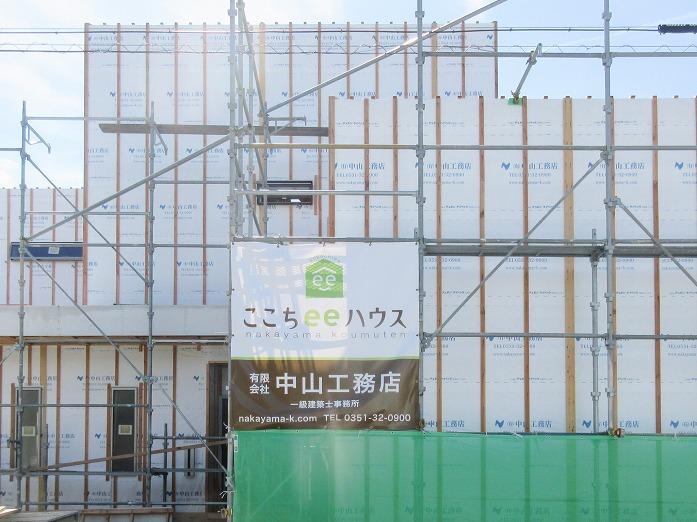 田原市ここちeeハウス新築20190907
